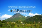 GUNUNG PENADERMAN