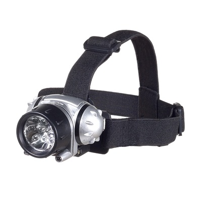 headlamp gunung